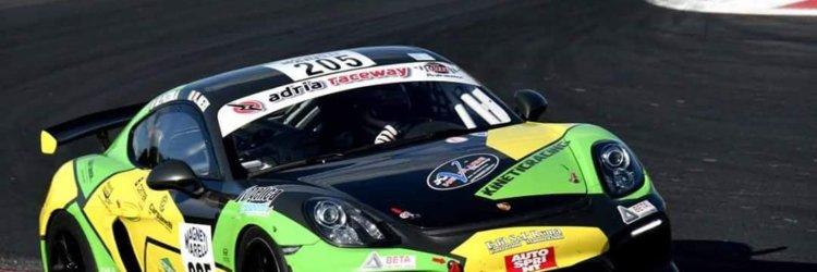 Mauro Pizzola – Campionato GT4
